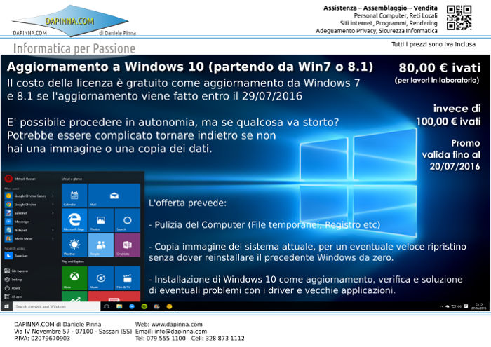 Volantino 018 20160712 DP.WINDOWS 10